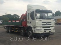 Chenglong truck mounted loader crane LZ5310JSQH7FB