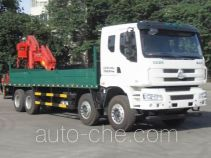 Chenglong truck mounted loader crane LZ5310JSQM5FB