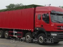 Chenglong soft top box van truck LZ5313CPYM5EA