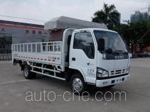 Dongfeng trash containers transport truck SE5070CTY4
