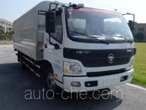 Dongfeng sealed garbage container truck SE5082XTY5
