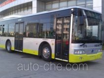 Yangtse hybrid city bus WG6100CHEVCM5