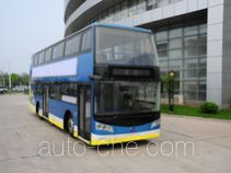 Yangtse double decker city bus WG6110CHS4