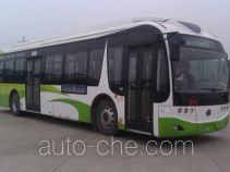 Yangtse hybrid city bus WG6120CHEVAA