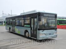 Yangtse plug-in hybrid city bus WG6120CHEVD5