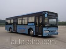 Yangtse hybrid city bus WG6120CHEVCM