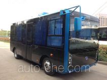 Yangtse electric city bus WG6620BEVZT3
