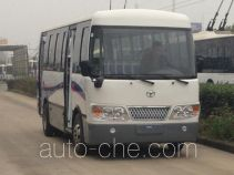 Yangtse electric city bus WG6661BEVH